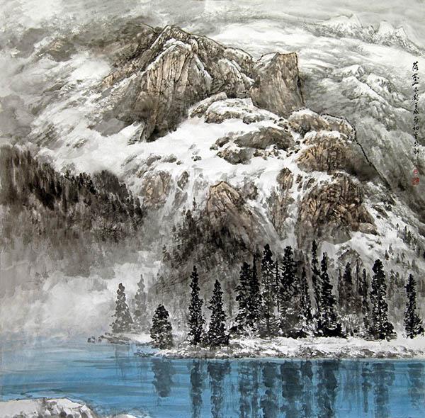 落基山冬韵 200x200  2012年(APEC国际会议中心)副本.JPG