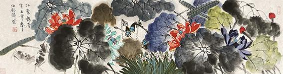 汪铭录作品11《红赏艳香》.jpg