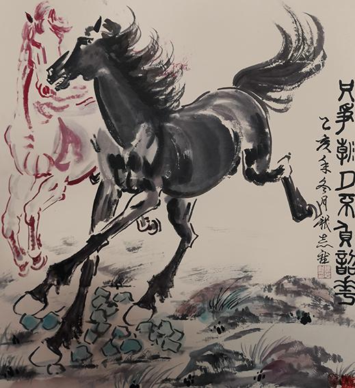张志斌作品17《只争朝夕 不负韶华》.jpg
