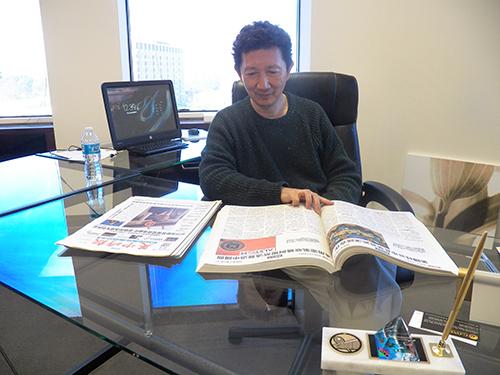 美国慧眼公司CEO刘兵