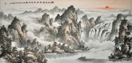 张文山作品6