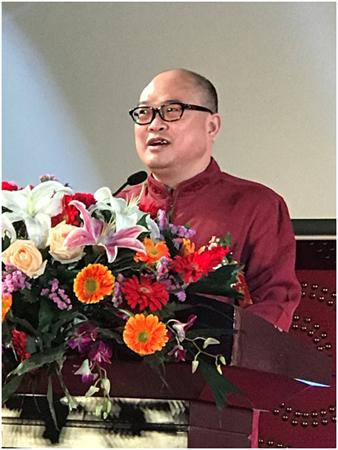 亚粮储集团、中国生产力双创工作委员会主席朱烨主席