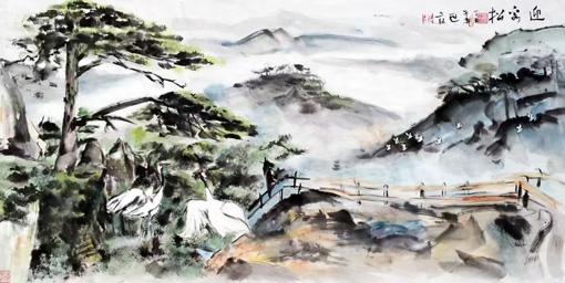收藏与投资 当代著名油画家巴古作品鉴赏