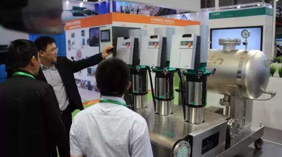 威乐携新品闪耀中国环博会