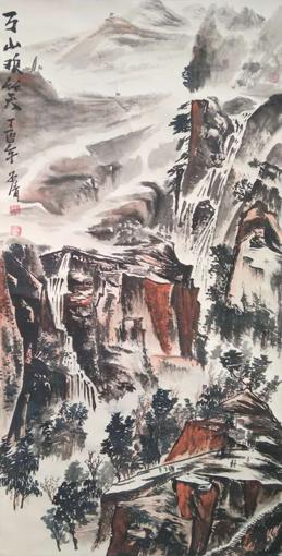 孙子清——当代艺术名家作品鉴赏