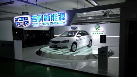 聚焦富电模式 新能源汽车跨界销售有门道