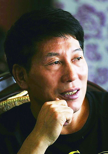 中国书画名家雷显平艺术人生访谈录
