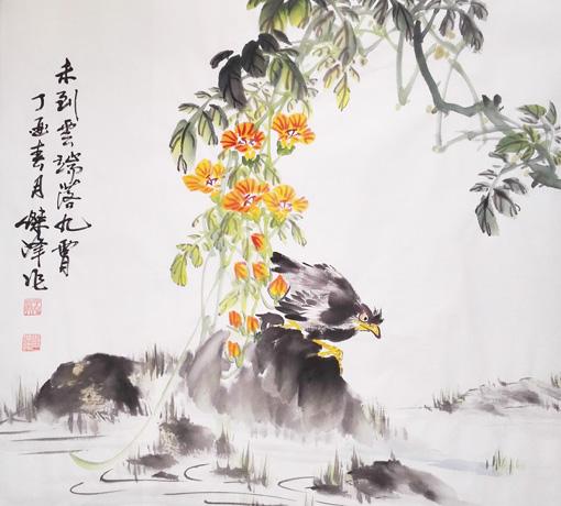张杰峰作品3