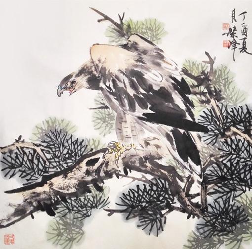 张杰峰作品4