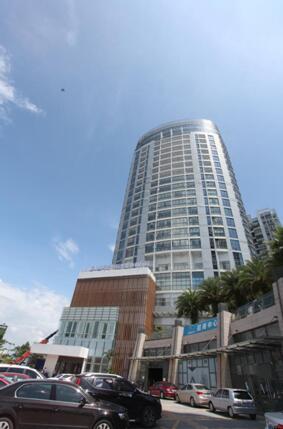 广西爱思特整形外科医院大楼图