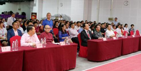 2017年9月17日下午,来自国内各省市的代理商相聚项目说明会现场。