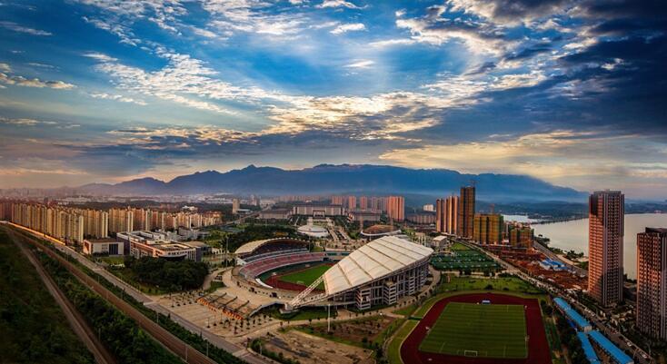2017首届九江国际半程马拉松将举行