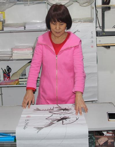 新时代德艺双馨艺术名家系列推荐——马秀英