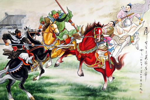 卢成仕——壁画彩绘3