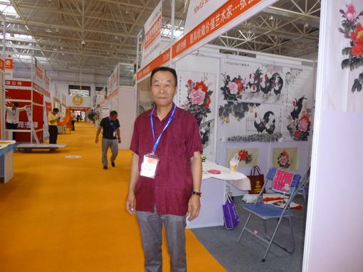 张云国——中国著名花鸟画名家