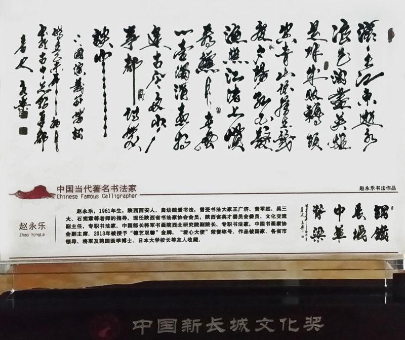 中国新长城文化奖