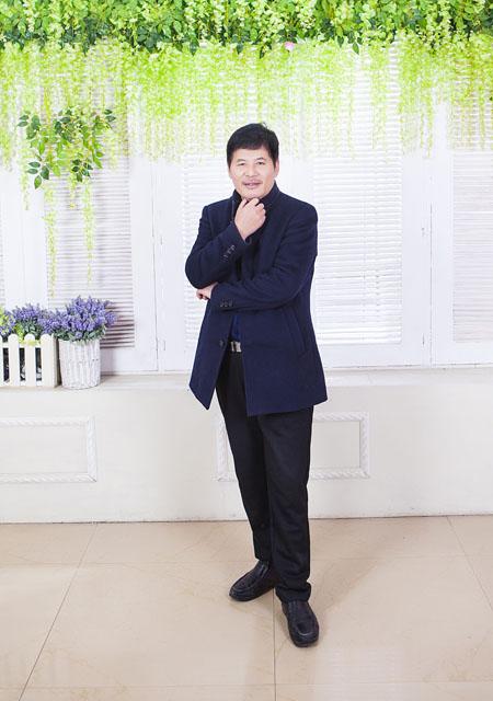 叶远生——新时代书画领军代表人物献礼两会