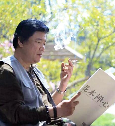 谭连华——新时代书画领军代表人物献礼两会