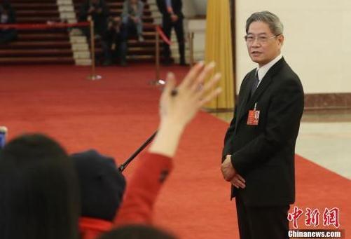 张志军解读政府工作报告涉台内容:有六层意思