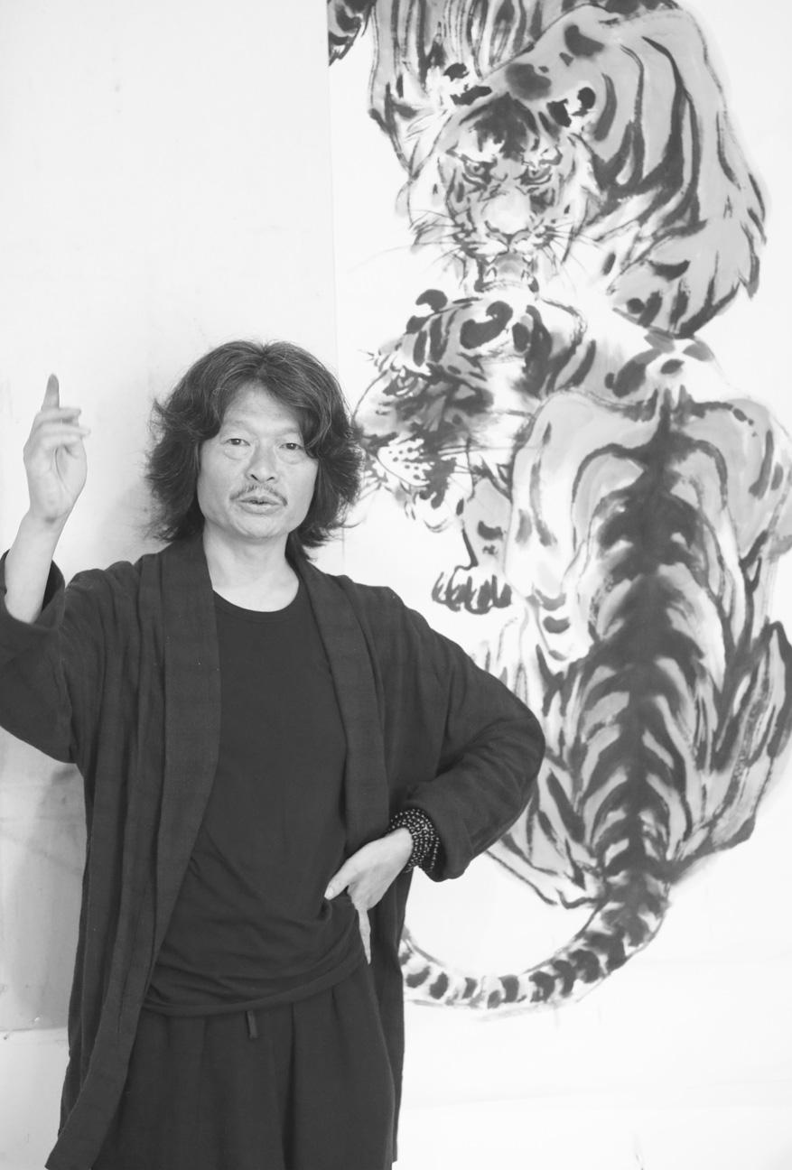 新时代最具影响力的书画名家名作系列推荐——李光伟