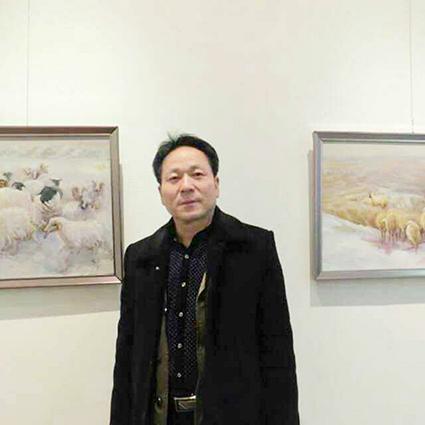 薛福利——中国百佳书画名人作品展系列报道