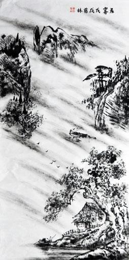 李慈林作品2