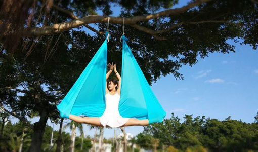 世瑜会・ 中瑜伽杯世界空中瑜伽艺术大赛即将上演视觉盛宴