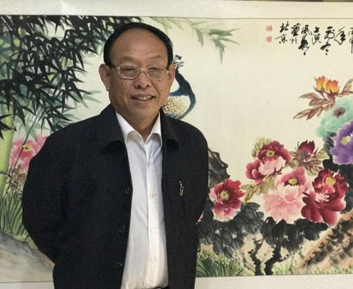 冉凤岭――中国新文艺书画艺术