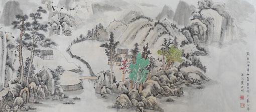 裴安明作品1