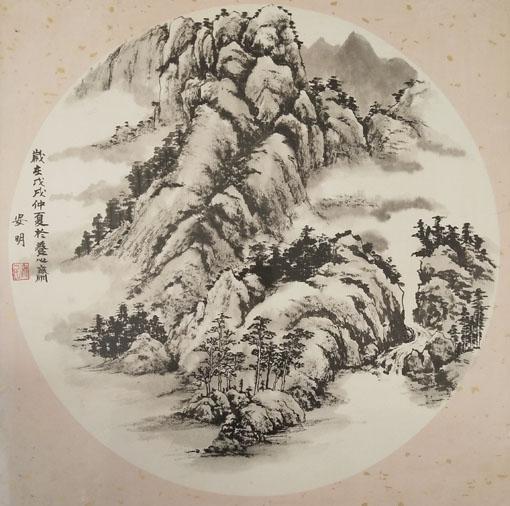 裴安明作品4