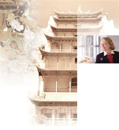 美国艺术史学家:敦煌艺术是了解中国文化的窗口