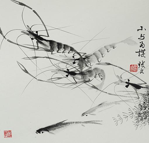 张文作品7