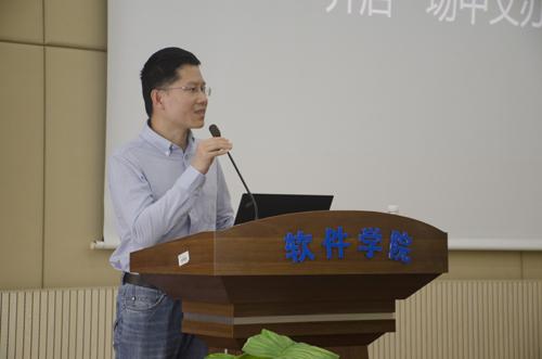 金山WPS副总裁庄湧