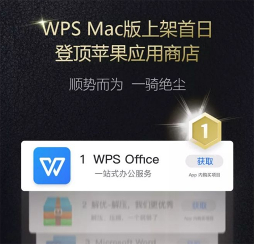 WPS Mac版本重要更新