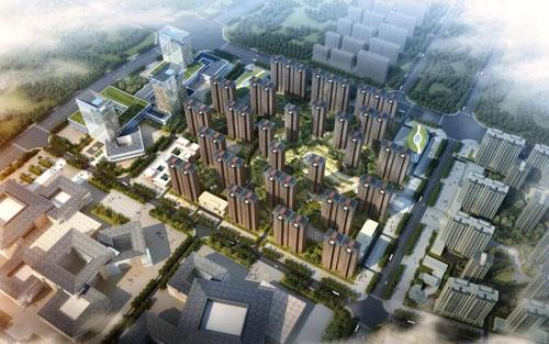 中国五冶集团中标山西长治城中村改造EPC总承包工程
