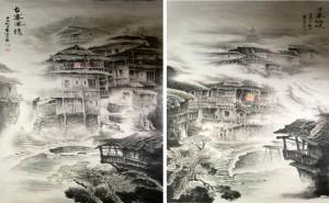 黄江南——书画梦名家名作献礼全国两会