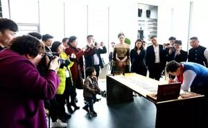 金色中国梦·香池法师、乔领、宁雪君作品展惊艳宁波